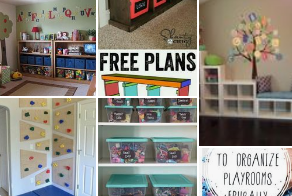 Organizing Play Rooms